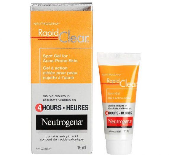 Rapid Clear Stubborn Acne Spot Gel