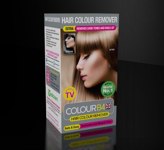 Colour B4- Hair Colour Remover Extra Strength