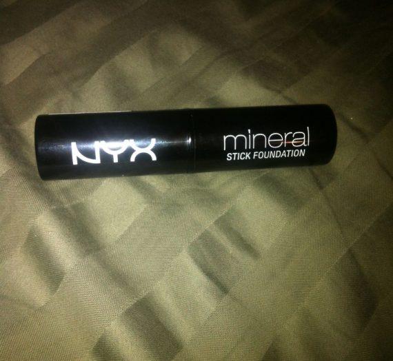 Mineral Stick Foundation
