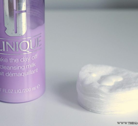 Take the Day Off Cleansing Milk