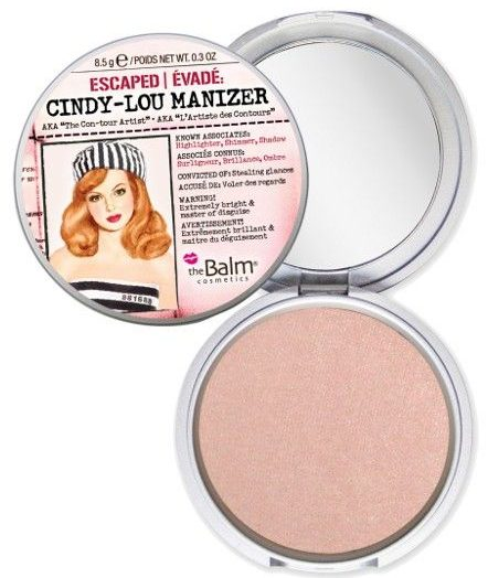 Cindy-Lou Manizer Highlighter Shadow & Shimmer
