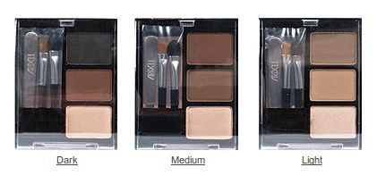 Brow Defining Palette