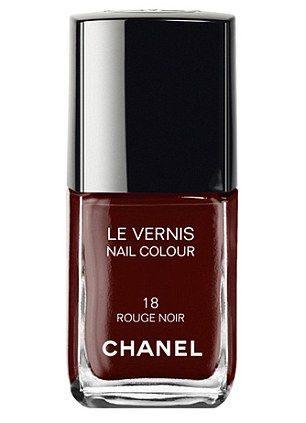 Le Vernis Longwear Nail Colour – Rouge Noir