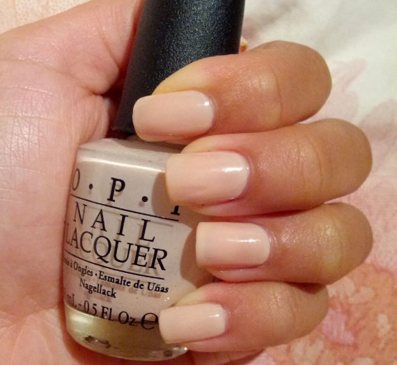 Nail Lacquer – Mimosas for Mr and Mrs