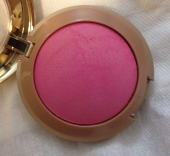 Baked Blush – Delizioso Pink