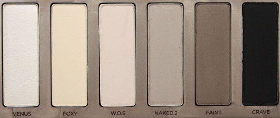 NAKED Basics Eyeshadow Palette [DISCONTINUED]