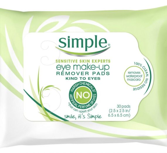 Kind To Eyes Eye Makeup Remover Pads