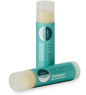 Rocky Mountain Soap Company – Lip Butter
