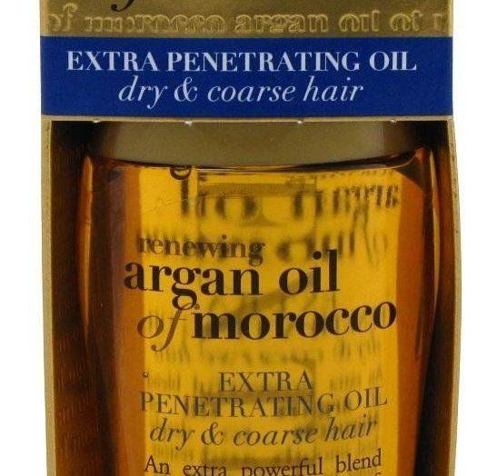 Renewing Moroccan Argan Penetrating Oil