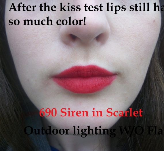 Color Sensational Creamy Matte Lip Color (All Shades)