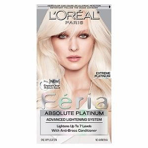Feria Absolute Platinum Advanced Lightening System