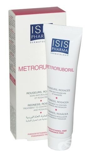 Isis Pharma Metroruboril