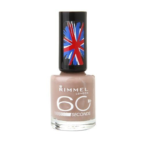 Rimmel 60 Seconds Nail Polish in Caramel Cupcake (#311)