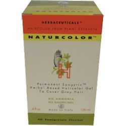Naturcolor Herbaceuticals Natural Hair Color – All Shades