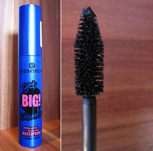 Get Big! Lashes Volume Boost Mascara