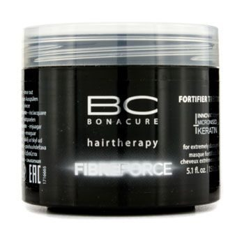 BC Bonacure Fibre Force Fortifier Treatment (Extremely Damaged Hair)