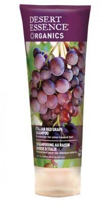Italian Red Grape Shampoo