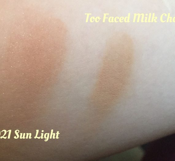Natural Bronzer – 21 Sun Light