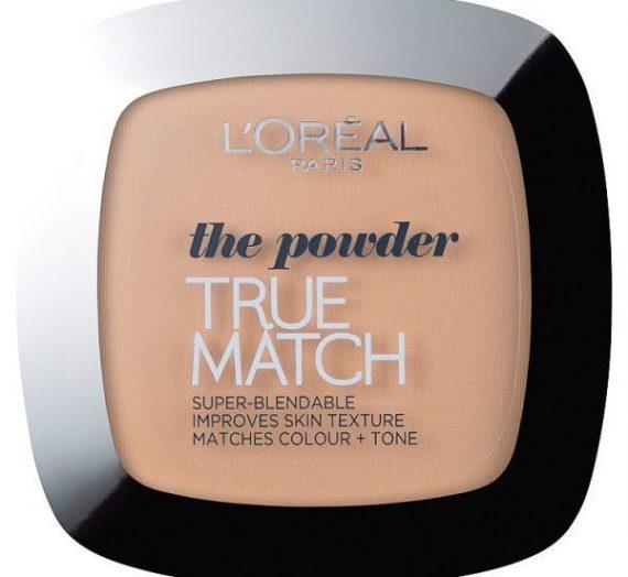 True Match Super-Blendable Powder