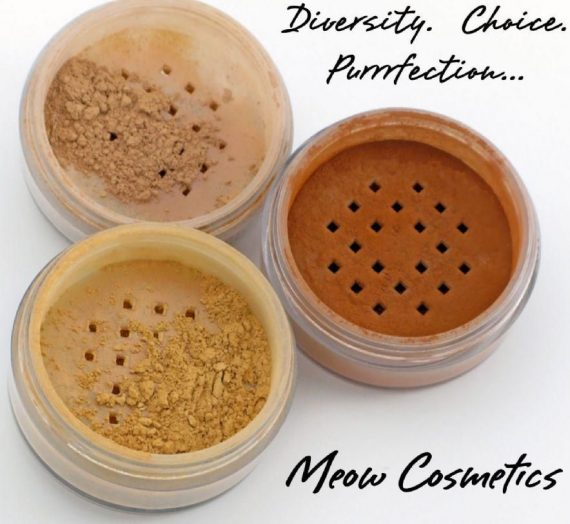 Purrrfect Puss Mineral Foundation