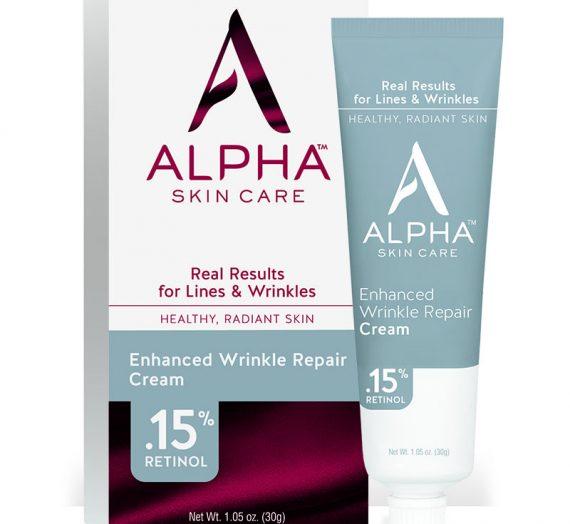 Enhanced Wrinkle Repair Cream