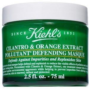 Cilantro & Orange Extract Pollutant Defending Mask