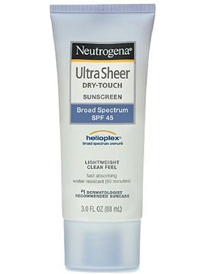 Ultra Sheer Dry-Touch Sunblock SPF45