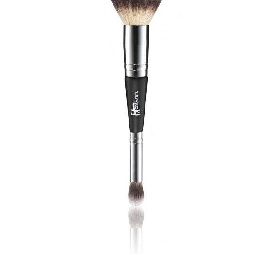 Dual Airbrush Complexion Brush