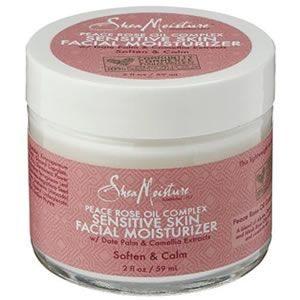 Shea Moisture Peace Rose Oil Complex Sensitive Skin Mud Mask