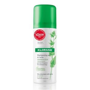 Dry Shampoo with Nettle for Oily Hair and Scalp