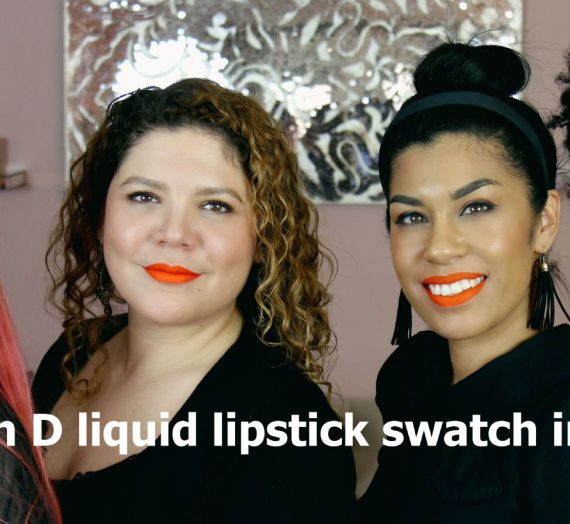 Everlasting Liquid Lipstick – A Go Go