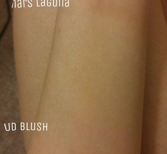 Naked Flushed Palette