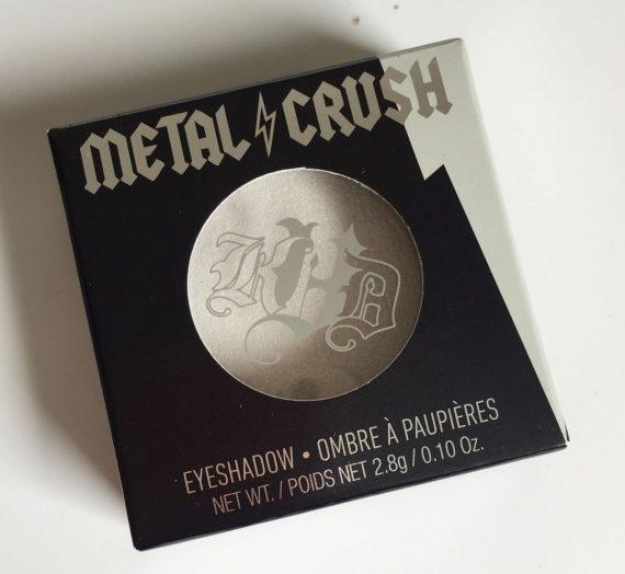 Metal Crush Eyeshadow in Thunderstruck