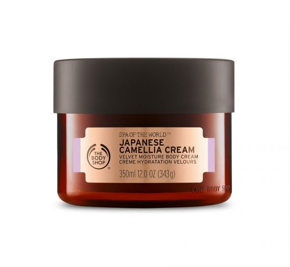 Spa of the World – Japanese Camellia Cream