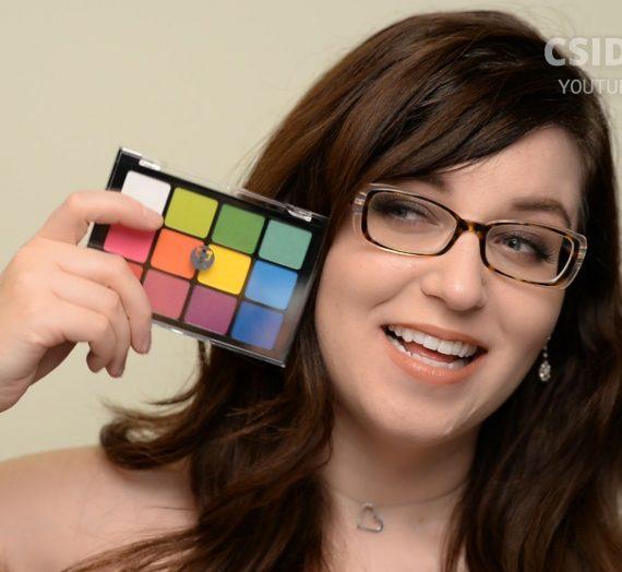 Eyeshadow Palette – 08 Editoral Brights (Matte Finish)