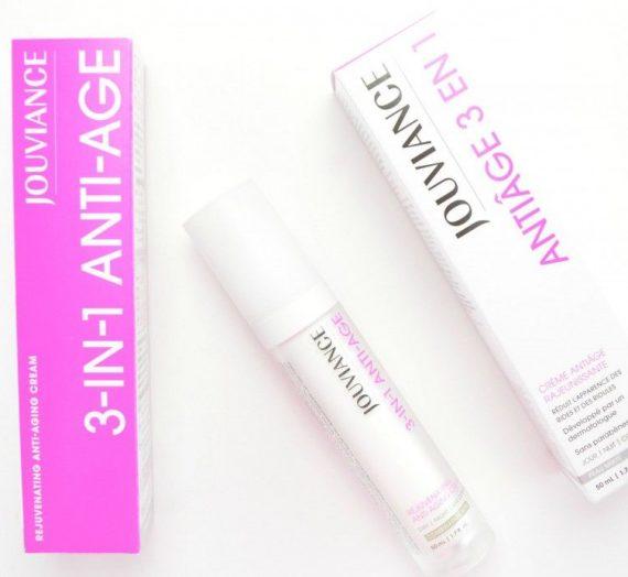 Jouviance – Rejuvenating Anti-Aging Cream 3 in 1