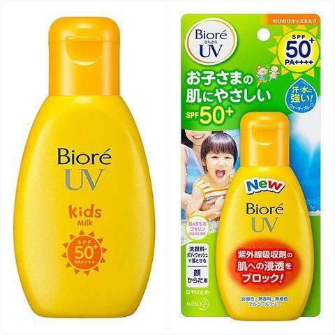 Nobi Nobi Kids Milk SPF 50+ PA++++