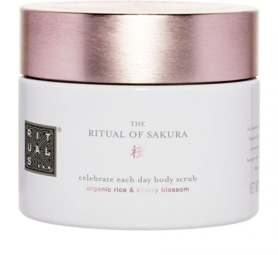 Sakura Scrub