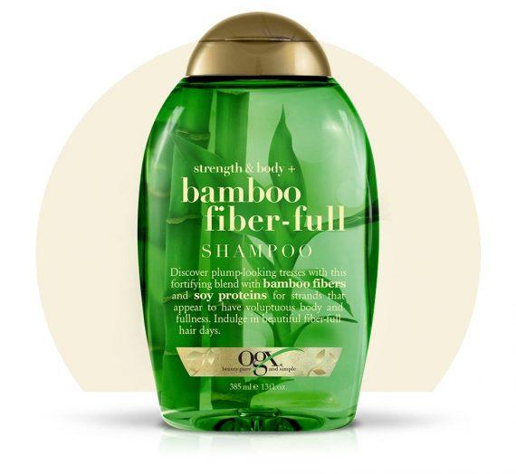 Bamboo Fiber-Full