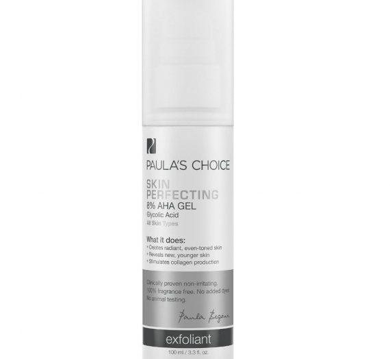 Skin Perfecting 8% AHA (Glycolic Acid) Gel Exfoliator