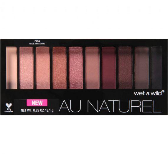 Color Icon 10-Pan Eyeshadow Palette – Nude Awakening