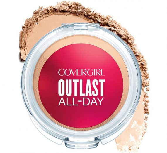 Outlast All-Day Pressed Powder