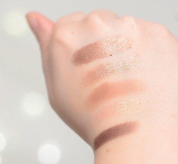 5 Pan Eyeshadow Palette