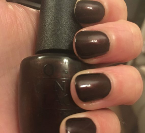 Nail Lacquer – Midnight in Moscow