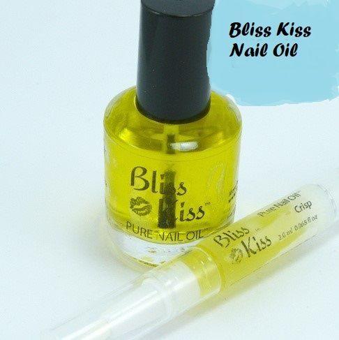 Bliss Kiss Simply Pure Cuticle & Nail Oil