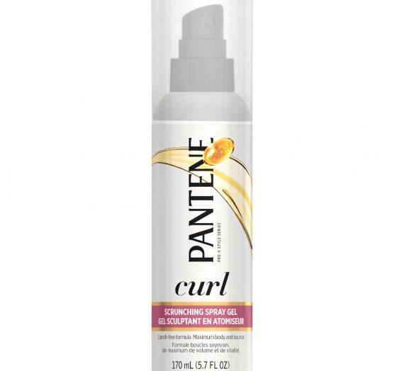 Pro-V Curl Scrunching Spray Gel