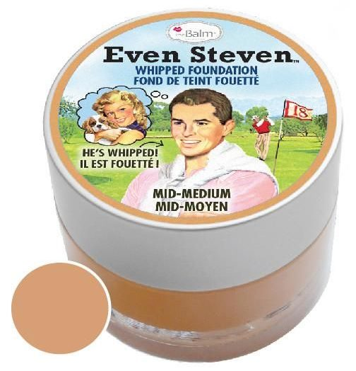 Even Steven Whipped Foundation