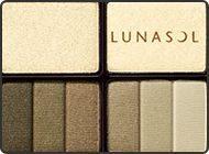 Lunasol Feathery Smoky Eyes