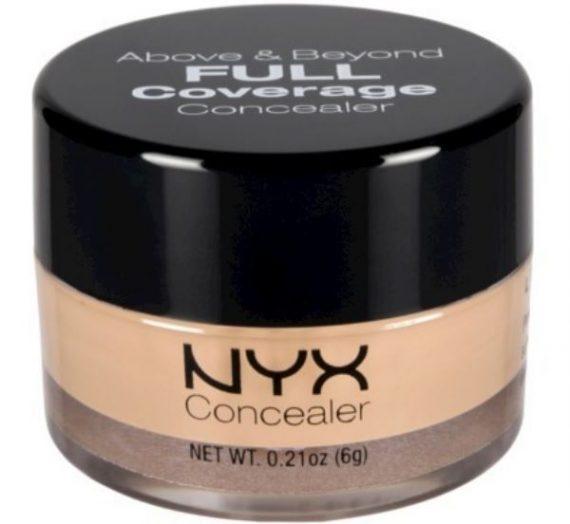 Full Coverage Concealer Jar