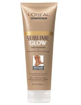 Sublime GLOW Daily Moisturizer + Natural Skin Tone Enhancer